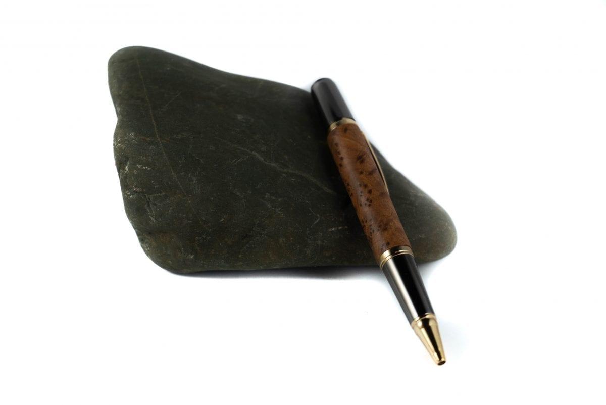 Speciale Luxe Balpen - Atlas Houten Pen - Thuya Pen