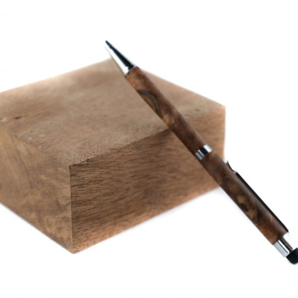 Unieke Houten Pen - Thuya Wortelhout Balpen