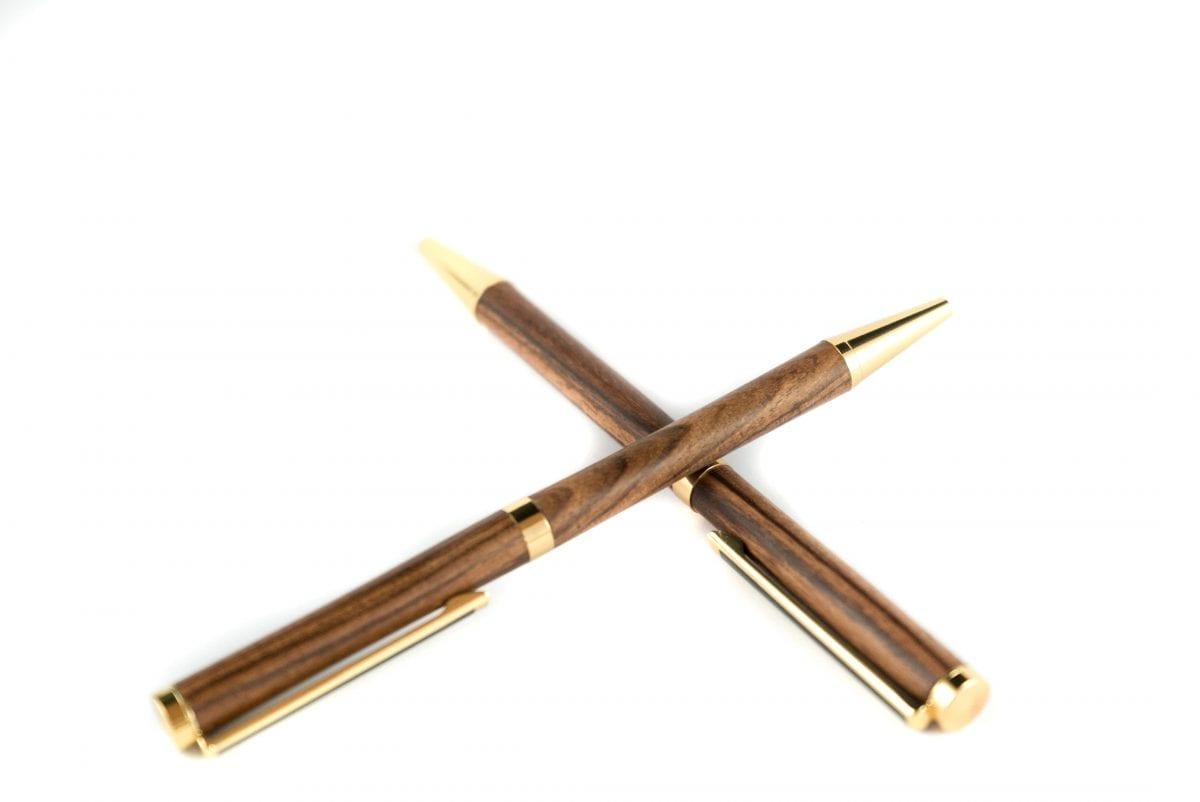 Speciale Houten Balpen - Kingwood Houten Pen