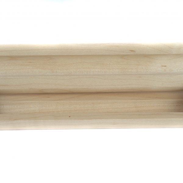 Prachtige Houten Pennendoos - Speciale mahonie pennendoos